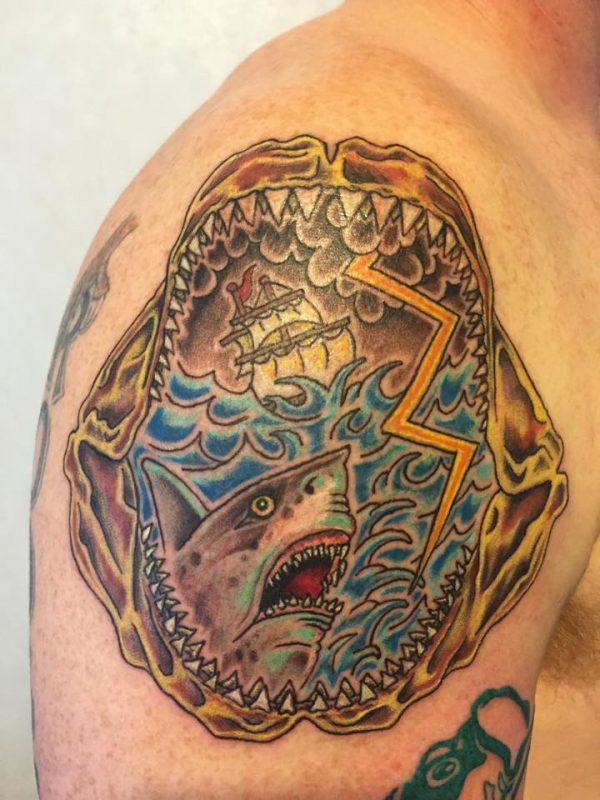 Darren Shark