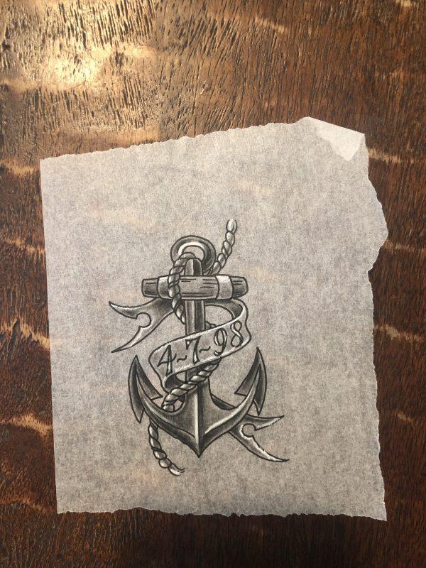 Drawing Anchor