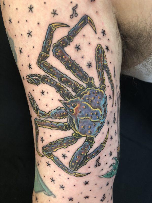 Crab, Jared