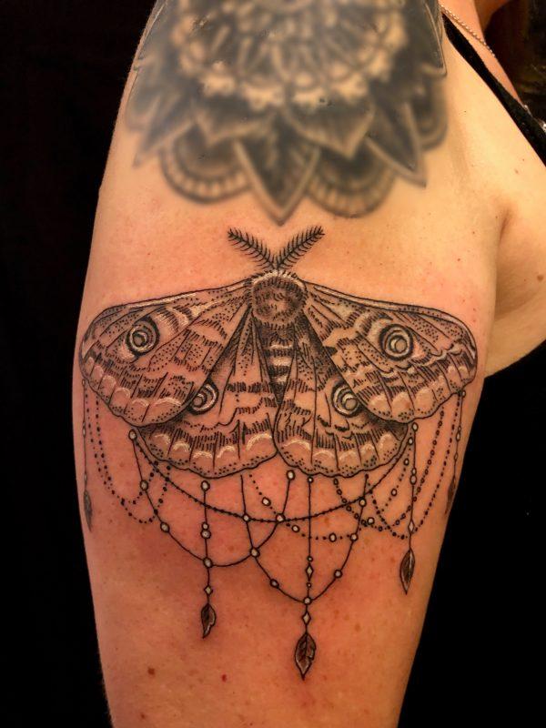 Moth, Jennifer