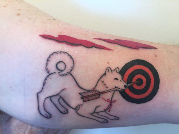 White Fox, Jonathan