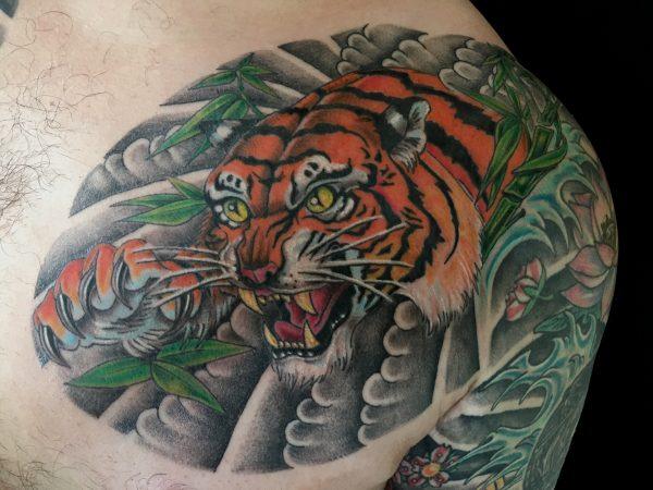 Tiger, Miller